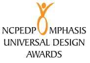 Logo of Mphasis Universal Design Awards